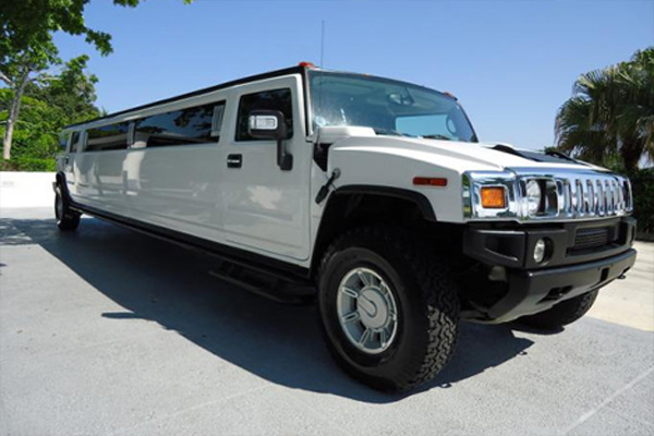 14 Person Hummer Boston Limo Rental