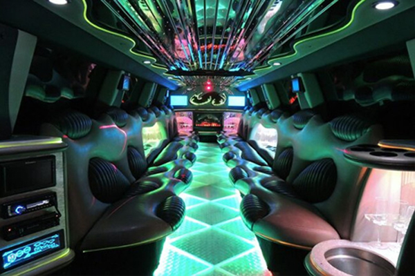 14 Person Hummer Limo Rental Boston