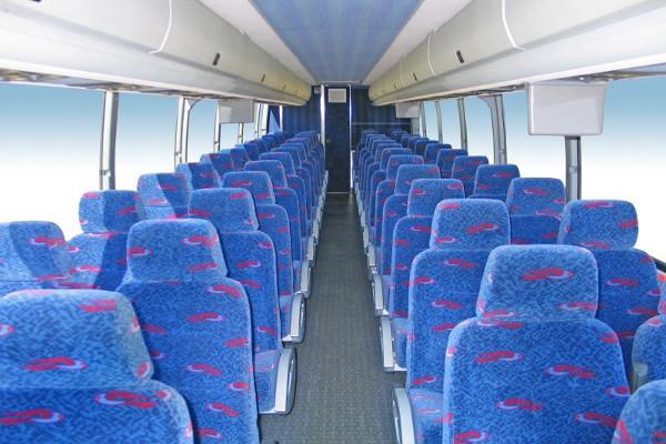 50 Person Charter Bus Rental Boston