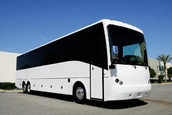 50 Person Charter Bus Service Boston