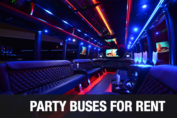 Party Buses For Rent Boston