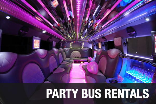 Party Bus Rentals Boston