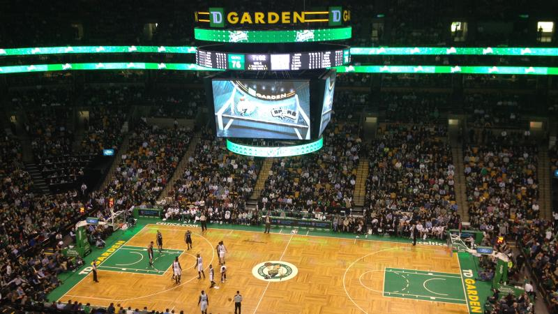 Party Bus Service TD Garden