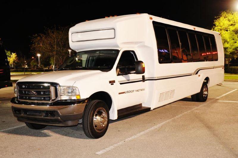 Boston 20 Passenger Party Bus