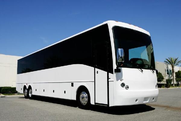 Boston 50 Passenger Charter Bus